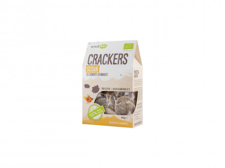 Crackers susan raw eco Petras