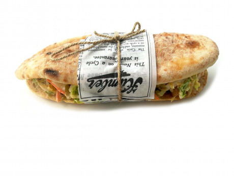 Sandwich cu pui teriyaki