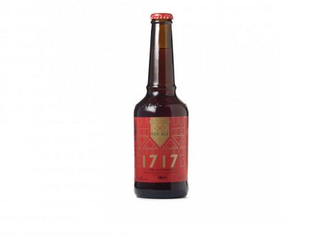 Bere Artizanală 1717 Red Ale