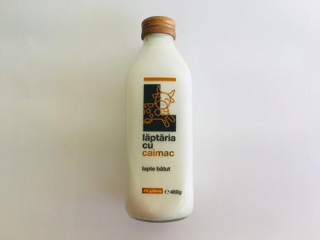 Lapte Bătut Lăptăria cu caimac