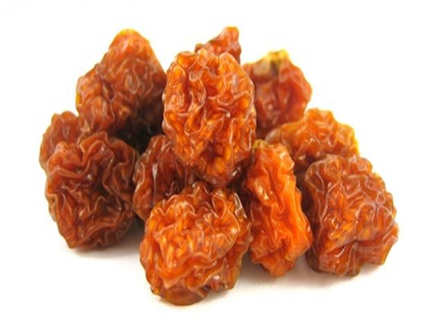Fructe uscate de cătină incașă