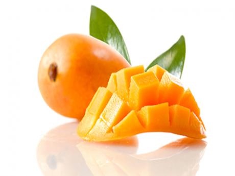 Felii de mango deshidratate