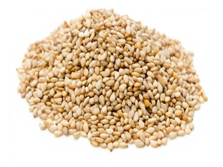 Semințe de susan alb decorticat
