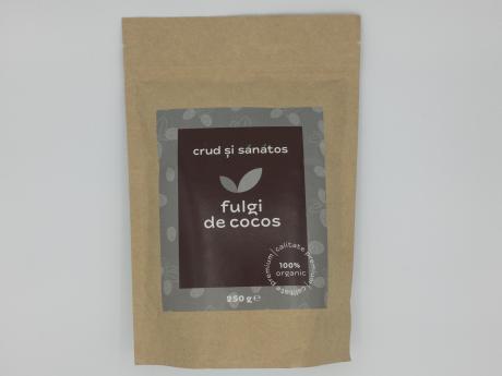Fulgi de cocos 100% organic