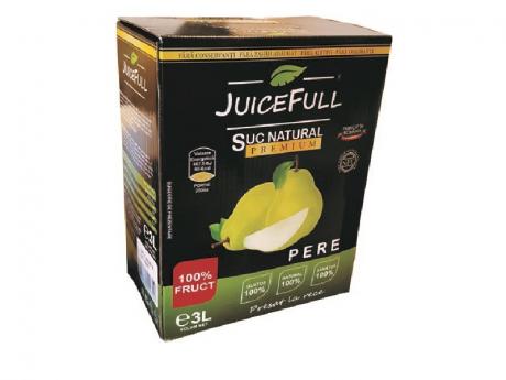 Suc de pere Juicefull 3L