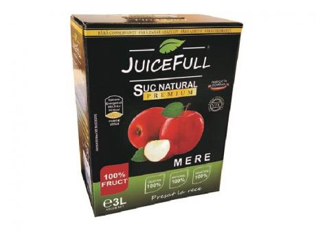 Suc de mere Juicefull 3L