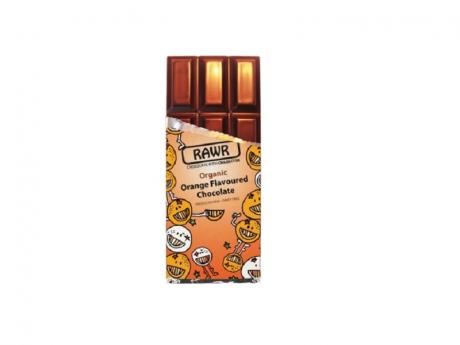 Ciocolată cu Portocale Rawr ECO