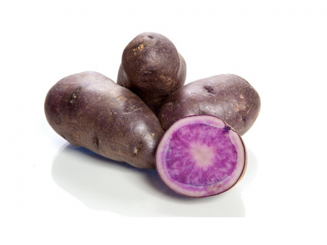 Cartofi mov Blue Congo