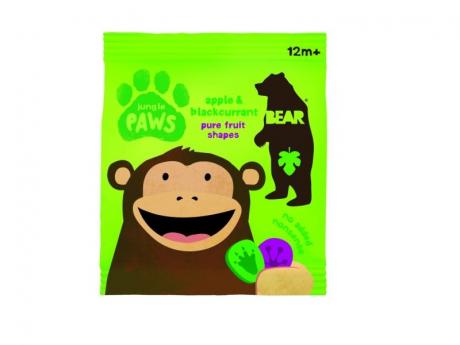 "Talpite ""Bear Paws"" Jungle mar & coacaze negre (12+) 20g Unicorn Naturals"