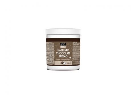 Cocofina Cremă Organică cu Alune de Pădure și Ciocolată