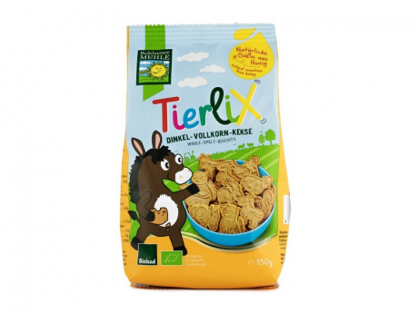 Biscuiți bio din grâu spelta pentru copii