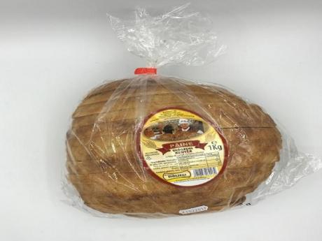 Pâine albă cu fulgi de cartofi 1kg feliată