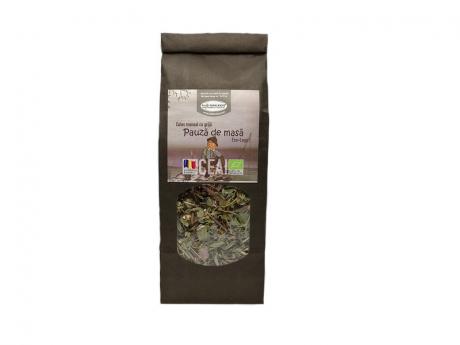"""Ceai de plante BIO """"Pauză de masă"""""""