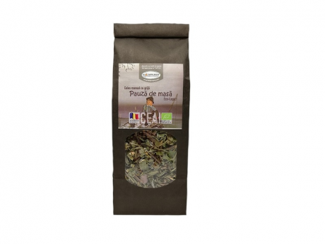 "Ceai de plante BIO ""Pauza de masa"""