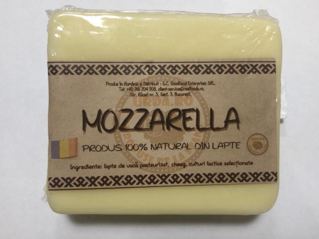 Mozzarella dry Autentic