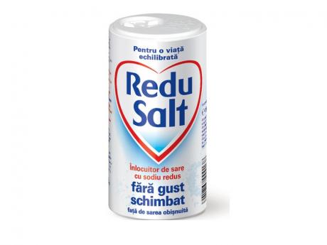 REDUSALT SARE DIETETICA CU SODIU REDUS 150g
