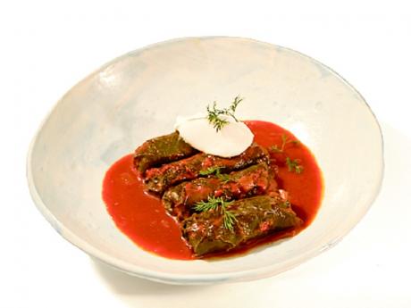 Sarmale de vită în sos gulaș 40 buc