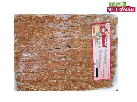 Mici din carne de porc Mangalita
