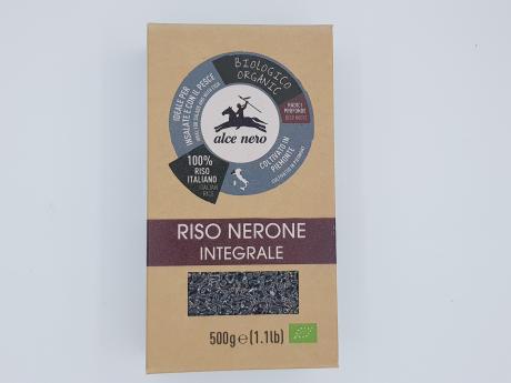 Orez Nerone bio Alce Nero