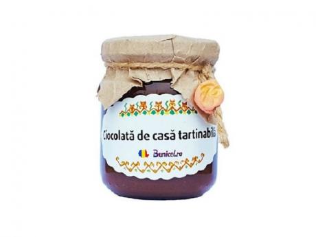 Ciocolata de casa tartinabila 230g Bunicel