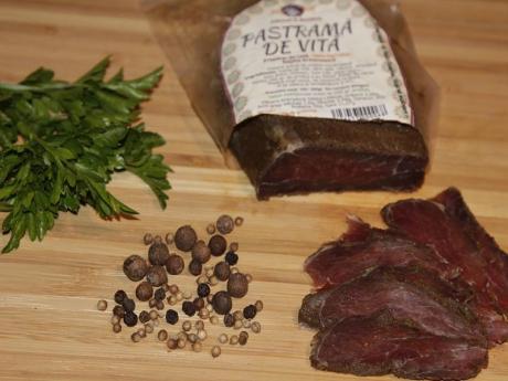 Pastramă de vită armenească