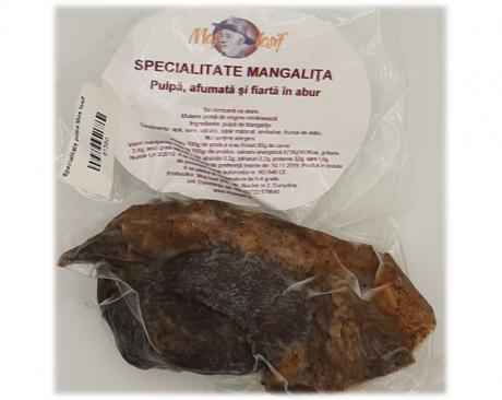 Specialitate pulpa mangalita  Mos Iosif
