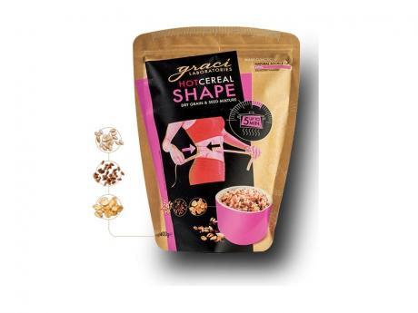 Cereale functionale pentru terci Shape