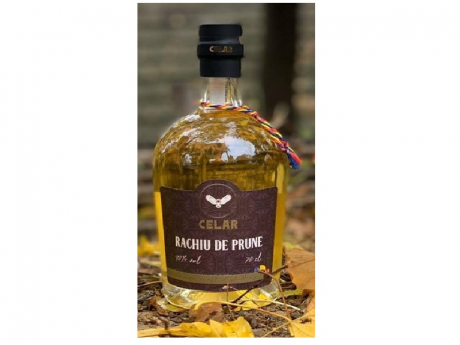 Sticlă M Rachiu 40% alc. 250ml