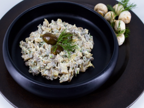 Mushrooms & mayo salad 600g