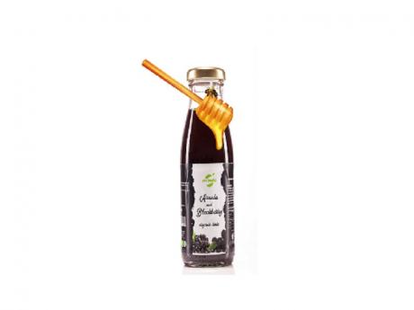 Aronia și mure cu miere - Tonic ecologic