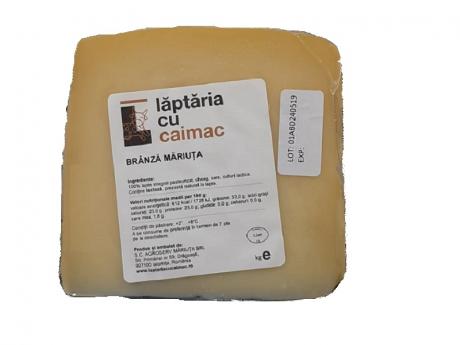 Branza Mariuta Laptaria cu Caimac