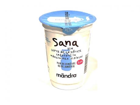 Mandra Sana 200g 3,6% grasime