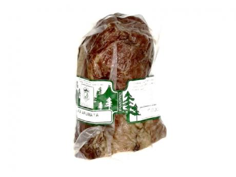 Ceafa afumata de porc Danilevici
