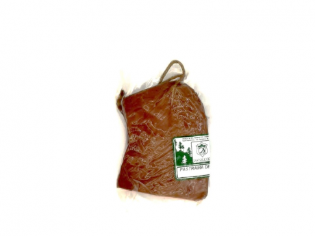 Pastrama de porc Danilevici