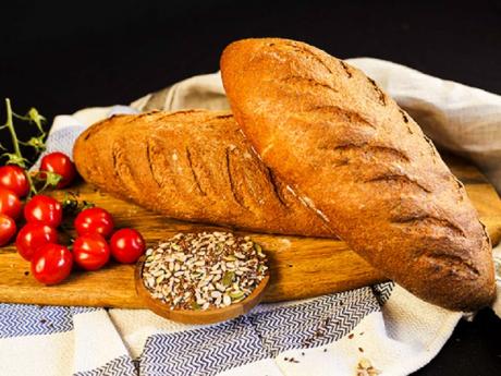 Pâine artizanală integrală