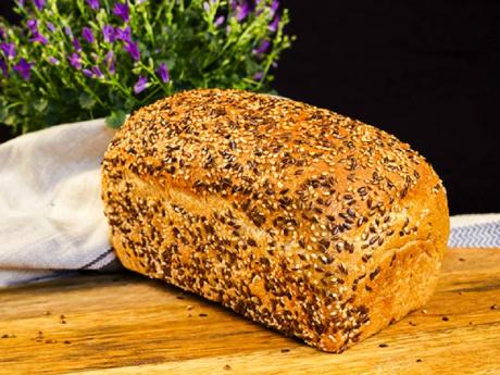 Pâine artizanală cu făină spelta