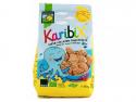 Biscuiți bio din făină integrală de ovăz cu fructe pentru copii