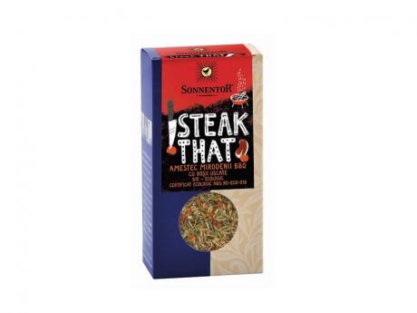 Amestec mirodenii bio BBQ Steak That