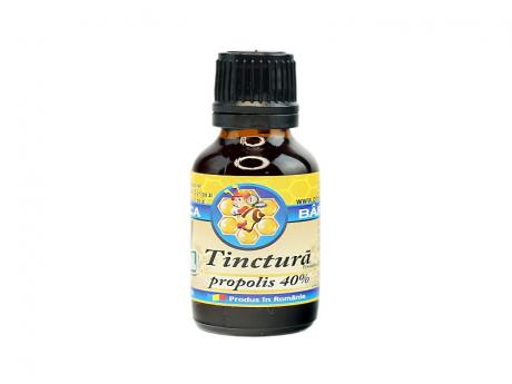 Propolis tinctură 40% 30 ml