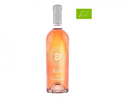 Domeniul Bogdan Organic Roze