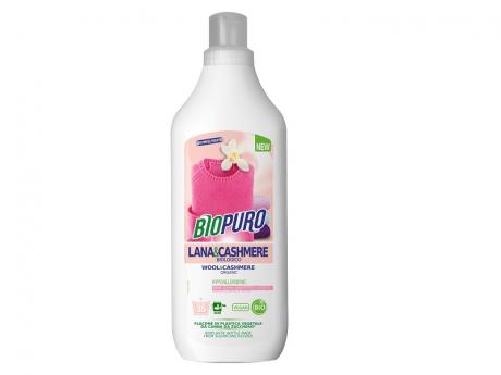 Detergent pentru lana, matase si casmir Bio