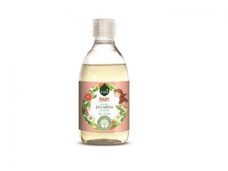 Sampon ecologic pt copii cu ulei de grapefruit