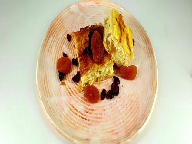 Plăcintă cu brânză 650g
