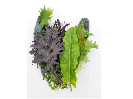 Amestec pentru salată cu kale bio