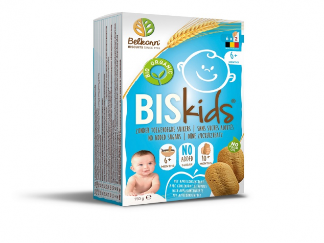 Biscuiti bebe fara zahar ecologici