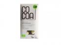 Ciocolată ecologică raw-vegan cu alune de pădure