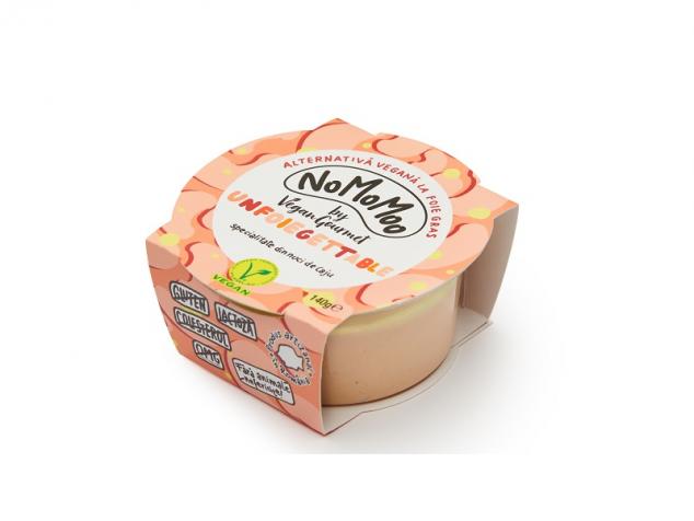 Unfoiegettable – Foie gras vegan