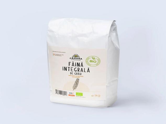 Făină integrală Bio