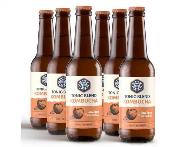 Tonic-Blend kombucha mar si scortisoara