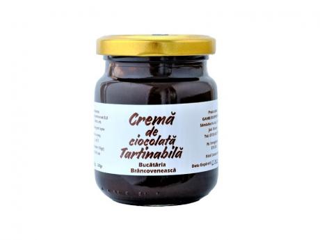 Crema de ciocolata tartinabila